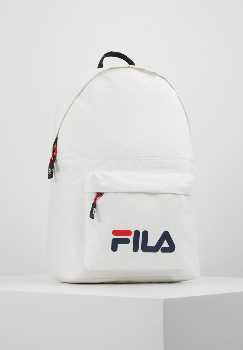 Fila - NEW BACKPACK SCOOL TWO - Sac à dos - bright white