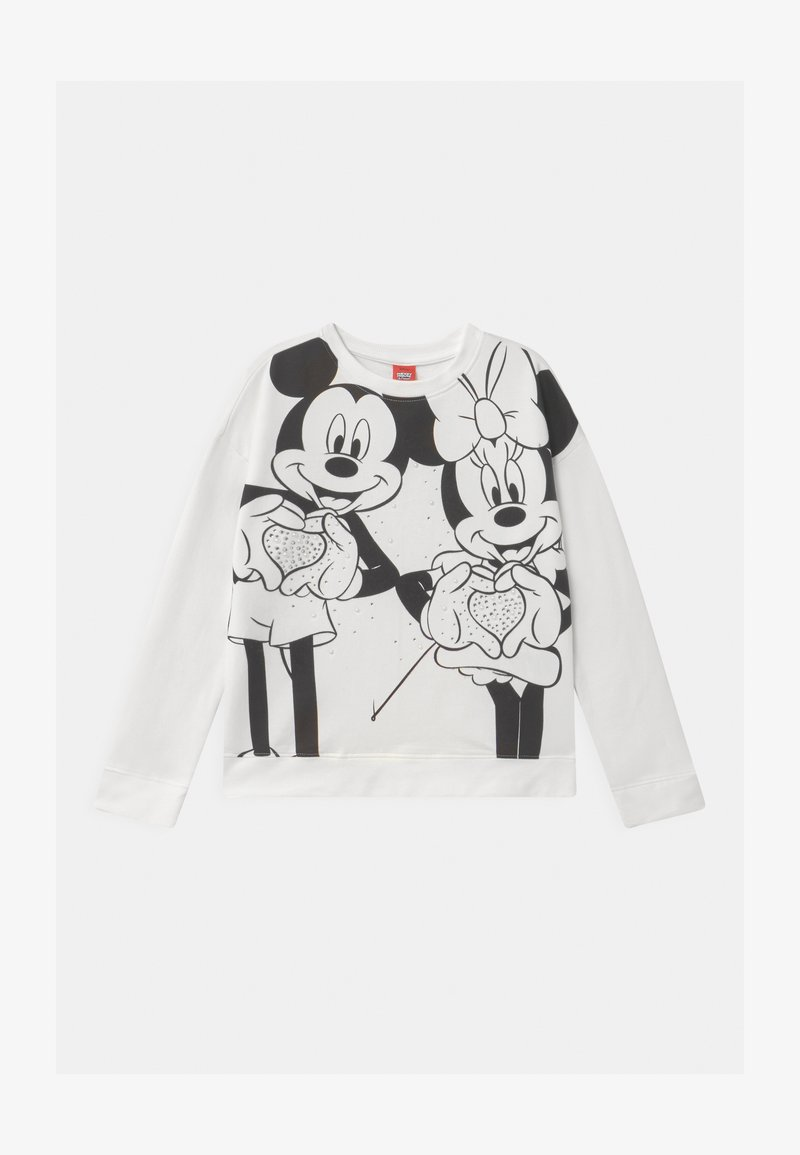 OVS - MICKEY MINNIE - Sweater - snow white