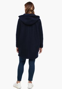 Triangle - Classic coat - navy - 2