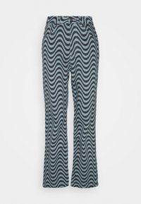The Ragged Priest - WAVE PRINT DAD - Straight leg jeans - blue - 0