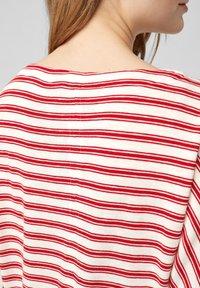 s.Oliver - Longsleeve - red stripes - 4