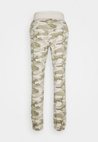 Schott - PHIL COMBAT - Tracksuit bottoms - desert beige - 1