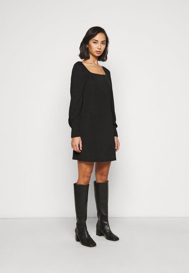 VMISABELE SHORT DRESS  - Vestido informal - black