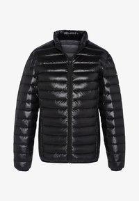 Schott - Winter jacket - shiny black - 0