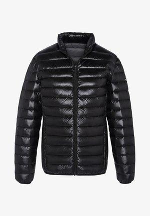 Winter jacket - shiny black