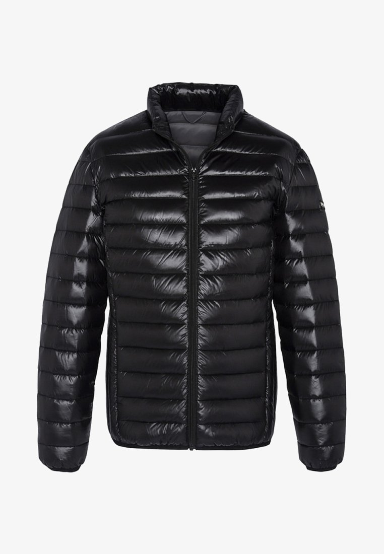 Schott - Winter jacket - shiny black