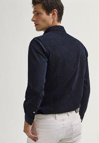 Massimo Dutti - Skjorta - dark blue - 1