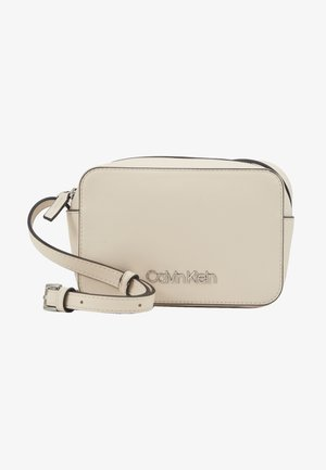CAMERABAG - Across body bag - beige
