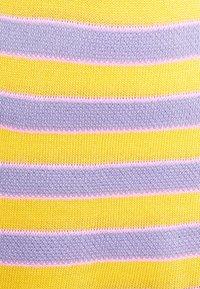 NEW girl ORDER - STRIPE MINI SKIRT - Áčková sukně - multi - 2