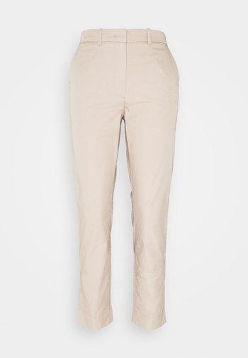 SMART - Pantalones chinos - brown