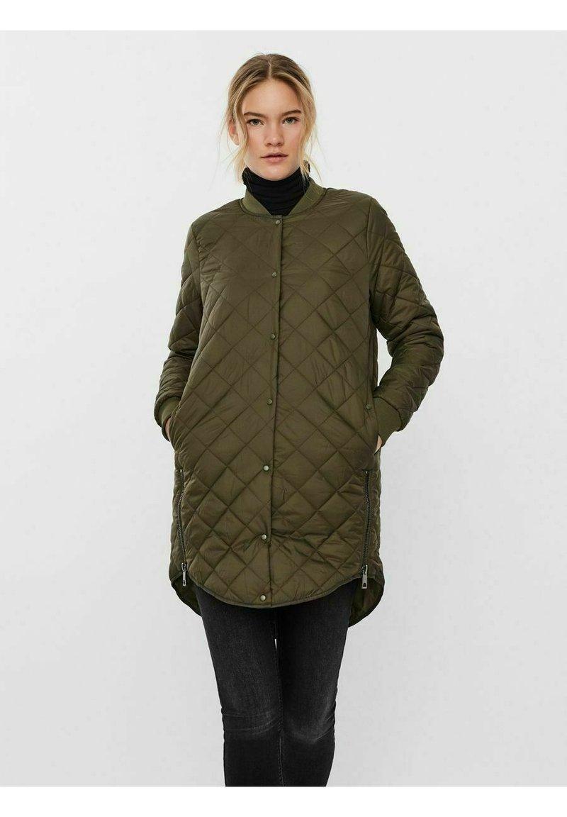 Vero Moda - JACKE   - Light jacket - ivy green