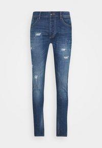 BRUNO - Slim fit jeans - blue