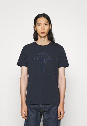 ALERIO - T-shirt print - dark blue