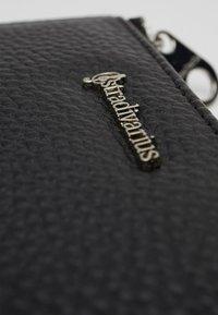 Stradivarius - Peněženka - black - 3