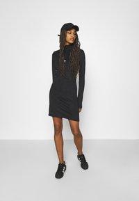 adidas Originals - DRESS - Vestido ligero - black - 1