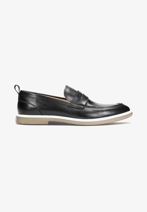 BENITO - Nazouvací boty - black