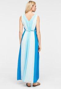 comma - MIT FARBVERLAUF - Maxi dress - turquoise - 2