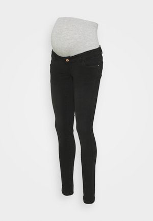 MLONO - Slim fit jeans - black denim