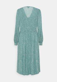 Esprit Collection - DRESS - Vapaa-ajan mekko - dark turquoise - 1