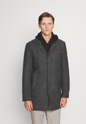 PADILLA - Short coat - light grey