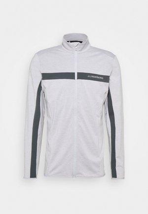 SEASONAL JARVIS - Training jacket - stone grey melange