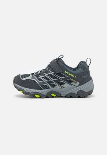 MOAB FST LOW WTRPF UNISEX - Hiking shoes - storm