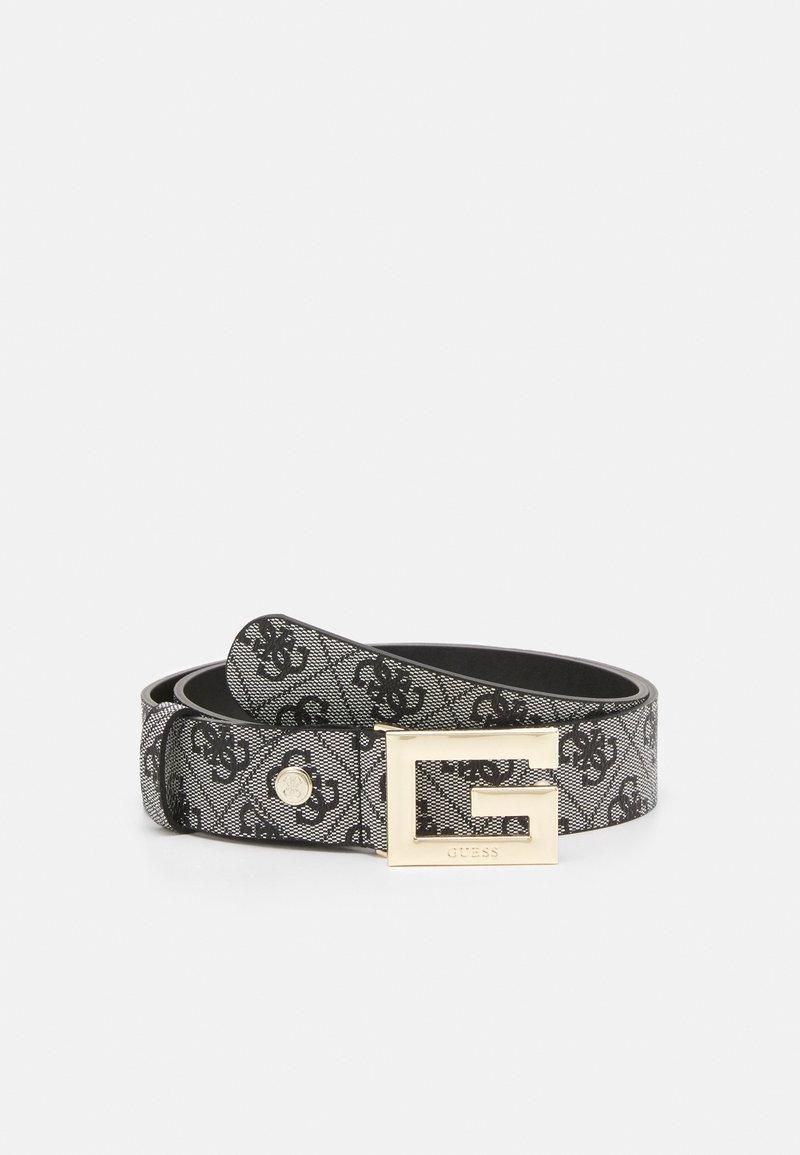 Guess - BRIGHTSIDE ADJUST PANT BELT - Belt - black