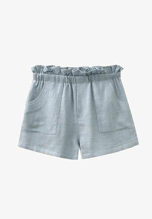 Shorts - blue grey