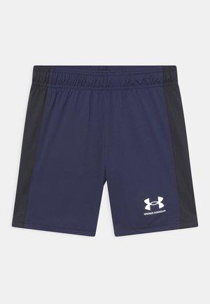 CHALLENGER - Pantalón corto de deporte - midnight navy/white