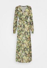 Vero Moda Tall - VMNILLA ANCLE DRESS - Maxi dress - parasailing/nilla - 0