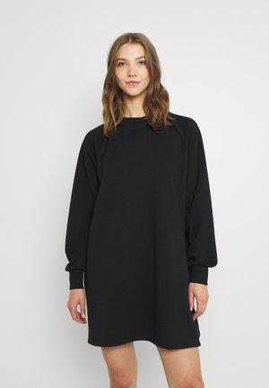 NMLUPA DRESS - Robe d'été - black