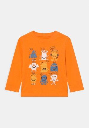 TODDLER BOY - Longsleeve - oriole orange