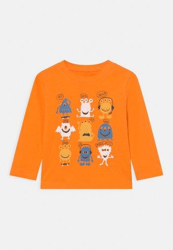 TODDLER BOY - Long sleeved top - oriole orange