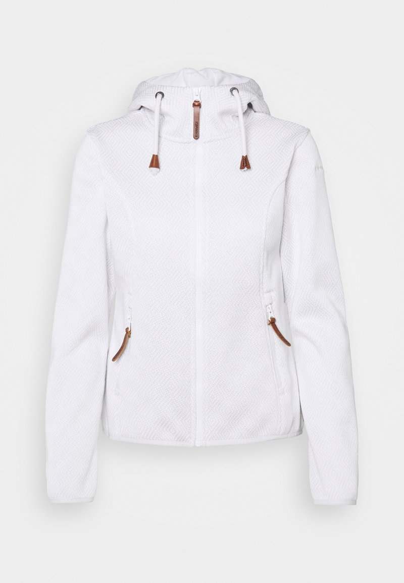 Icepeak - URSA - Fleece jacket - steam