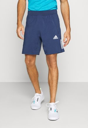 AEROREADY  - Sports shorts - tech indigo
