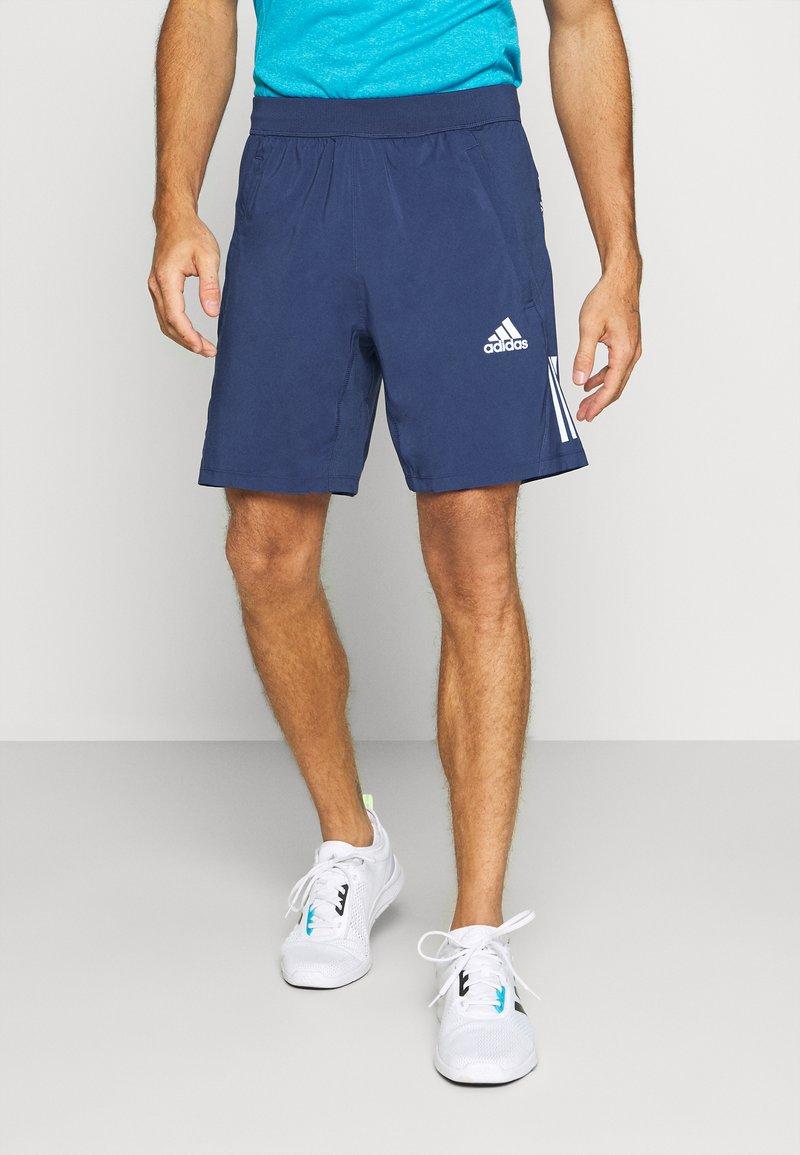 adidas Performance - AEROREADY SHORT - Sports shorts - tech indigo