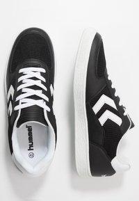 Hummel - BALTICA - Zapatillas - black - 1