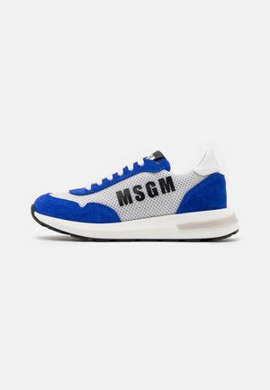 UNISEX - Joggesko - blue/white