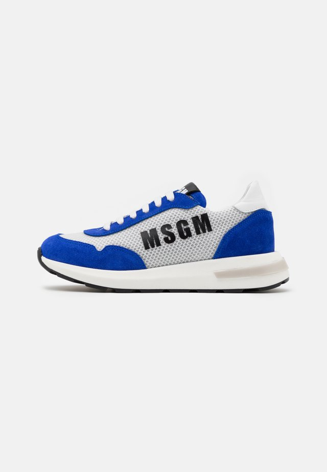 UNISEX - Sneakers laag - blue/white