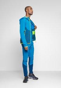 Dynafit - TRANSALPER - Outdoor jacket - mykonos blue - 1