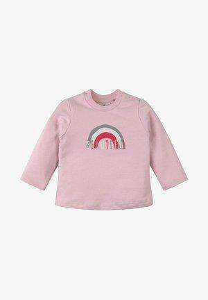 Sweatshirt - pink lady|rose