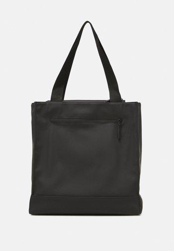 WATER REPELLANT - Tote bag - black
