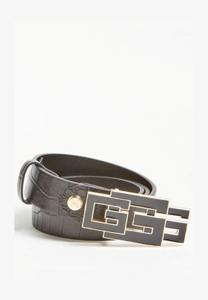 TRIPLE G-LOGO - Belt - schwarz