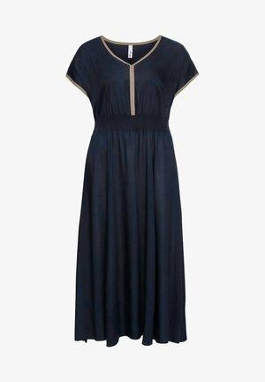 Vestito lungo - nachtblau