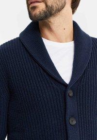 WE Fashion - Cardigan - dark blue - 4
