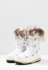 Moon Boot - MONACO LOW WP - Winter boots - white - 4