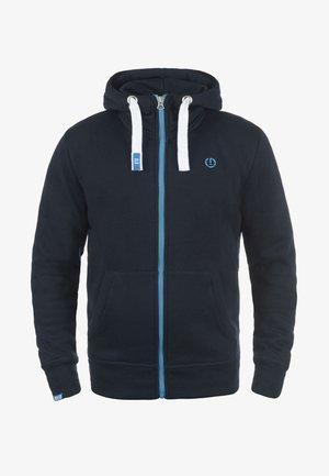 BENN  - Zip-up sweatshirt - blue