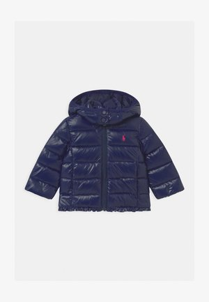 CHANNEL OUTERWEAR - Down jacket - french navy