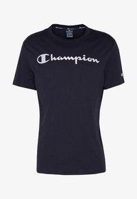 Champion - CREWNECK  - Camiseta estampada - navy - 3