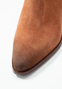 H by Hudson - BERYL - Cowboystøvletter - rust - 2